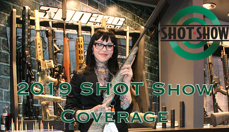 SHOT Show 2019 - New Guns, Rumors & News