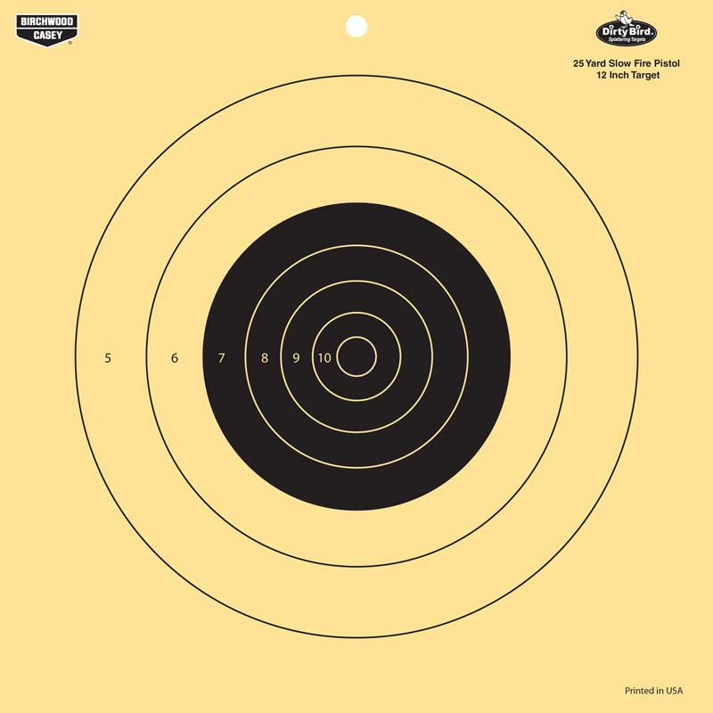 Birchwood Casey Targets at the SHOT Show