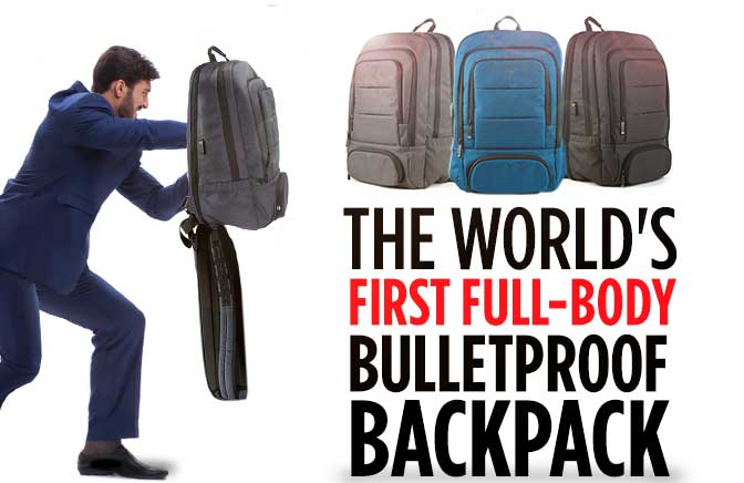 Guard Dog Full Body Backpack