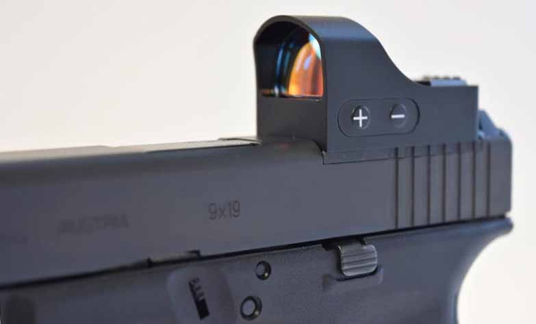 Stryka S3 Red Dot for Pistols