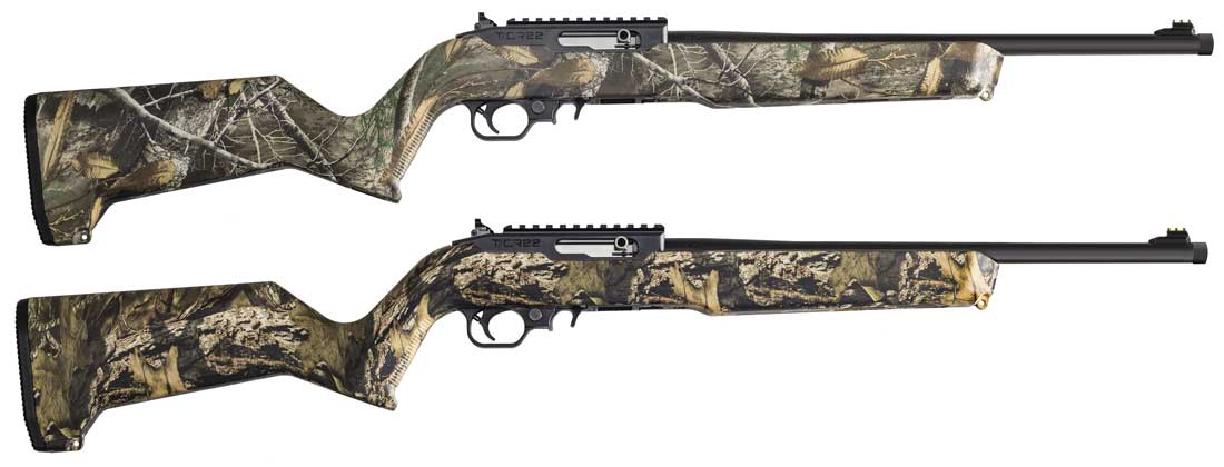 Thompson Center TCR22 in Camo
