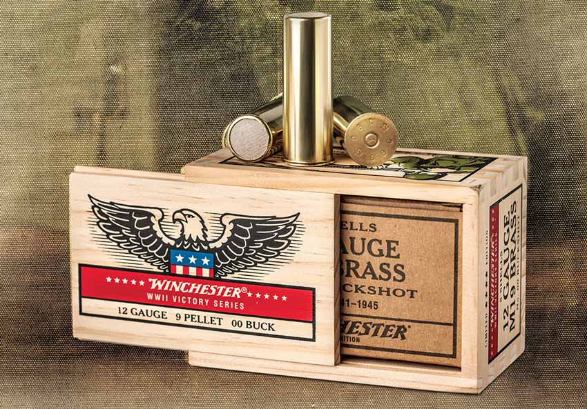 Winchester World War II Commemorative Ammunition
