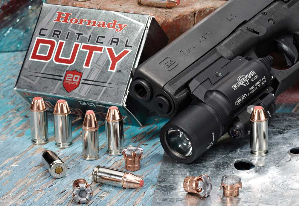 Hornady Critical Duty Ammunition Review and Gel Tests
