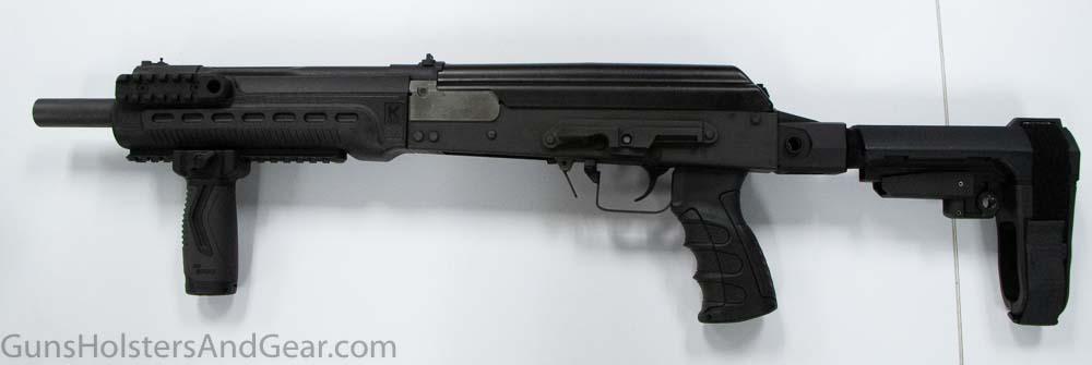 Kalashnikov USA Komrad Firearm