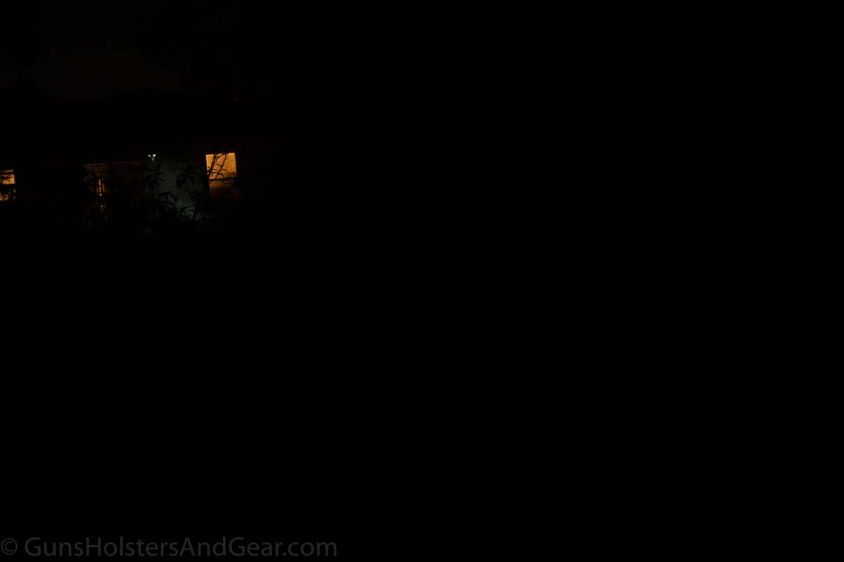 SureFire G2X Night time Photos - dark