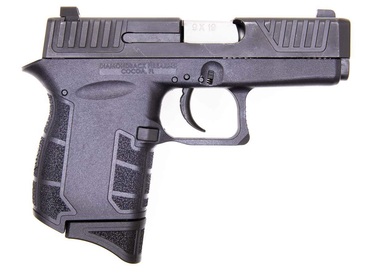 Diamondback Firearms DB9 Gen4