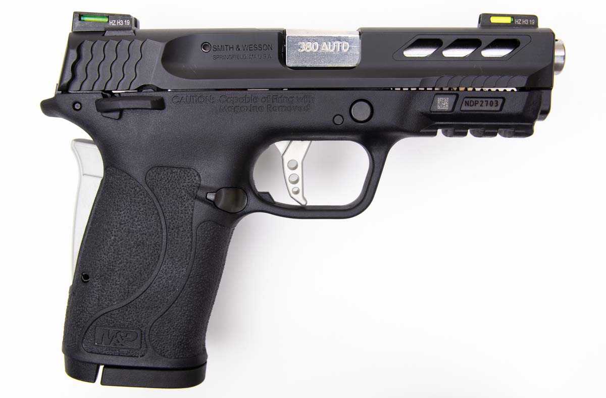 Review of the S&W M&P380 EZ Pistol