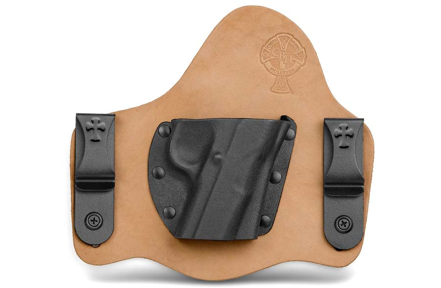 Tuckable IWB Holster for Smith Wesson Shield