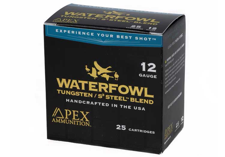 Apex New Waterfowl Ammunition
