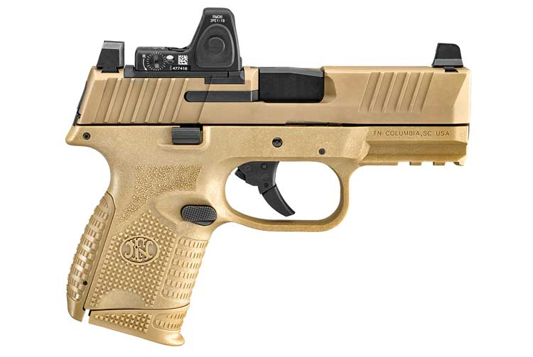 FN 509 Compact with Optics Mount