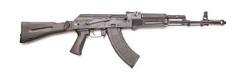 Kalashnikov KR103 Rifle