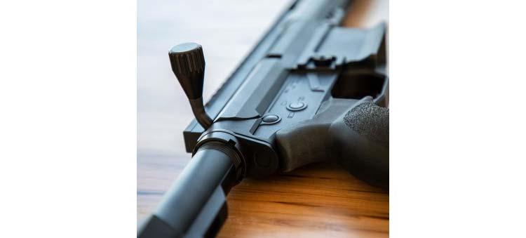 Uintah Precision UPR15 Rifle