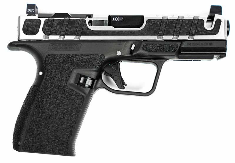 Culper Precision Atomic 6 Pistol