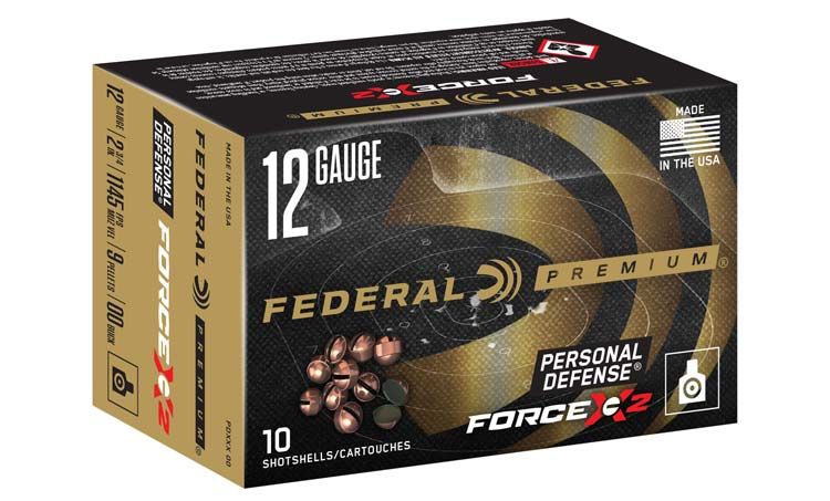 Federal Force X2 Buckshot