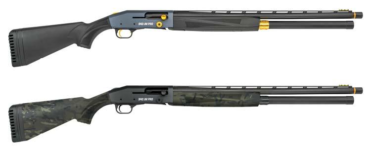 Mossberg 940 JM Pro Shotguns