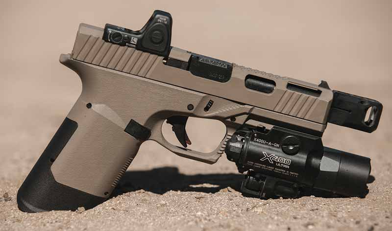 New 80 Percent Arms Pistol Build Kit