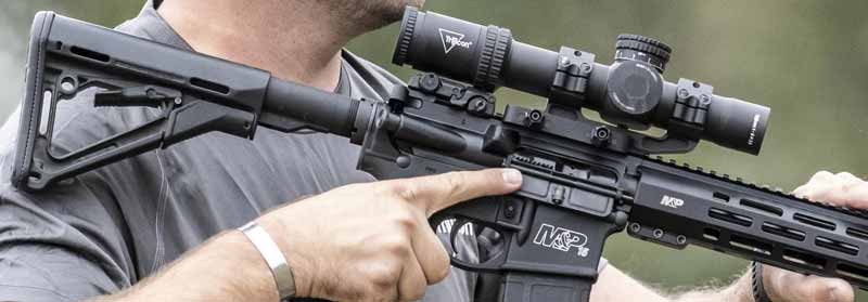 New Trjicon Creedo Riflescope at the SHOT Show