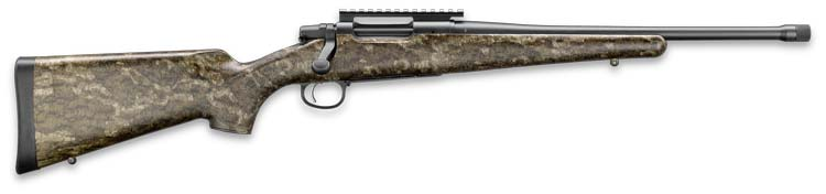 Remington Model Seven in Mossy Oak