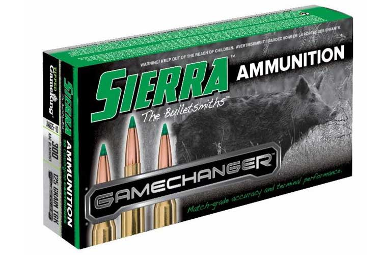 Sierra GameChanger Ammunition Additions at the SHOT Show