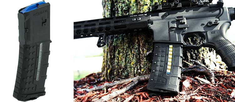 UTG Windowed Magazine for the AR15