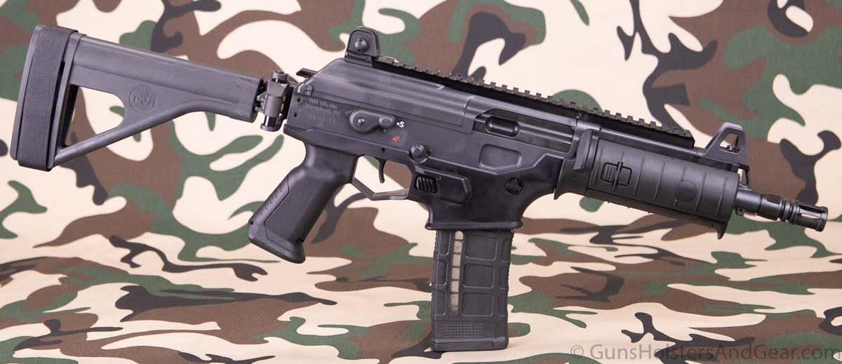 IWI Galil Ace with Arm Brace Review