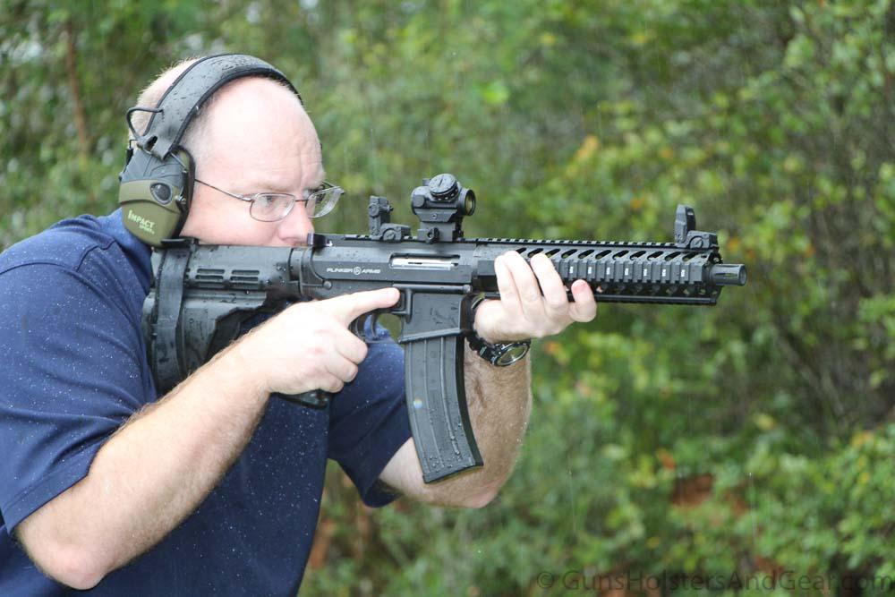 Plinker Arms AR Pistol in 22 Review