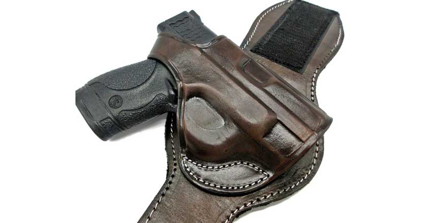 Tagua Guneather Ankle Holster