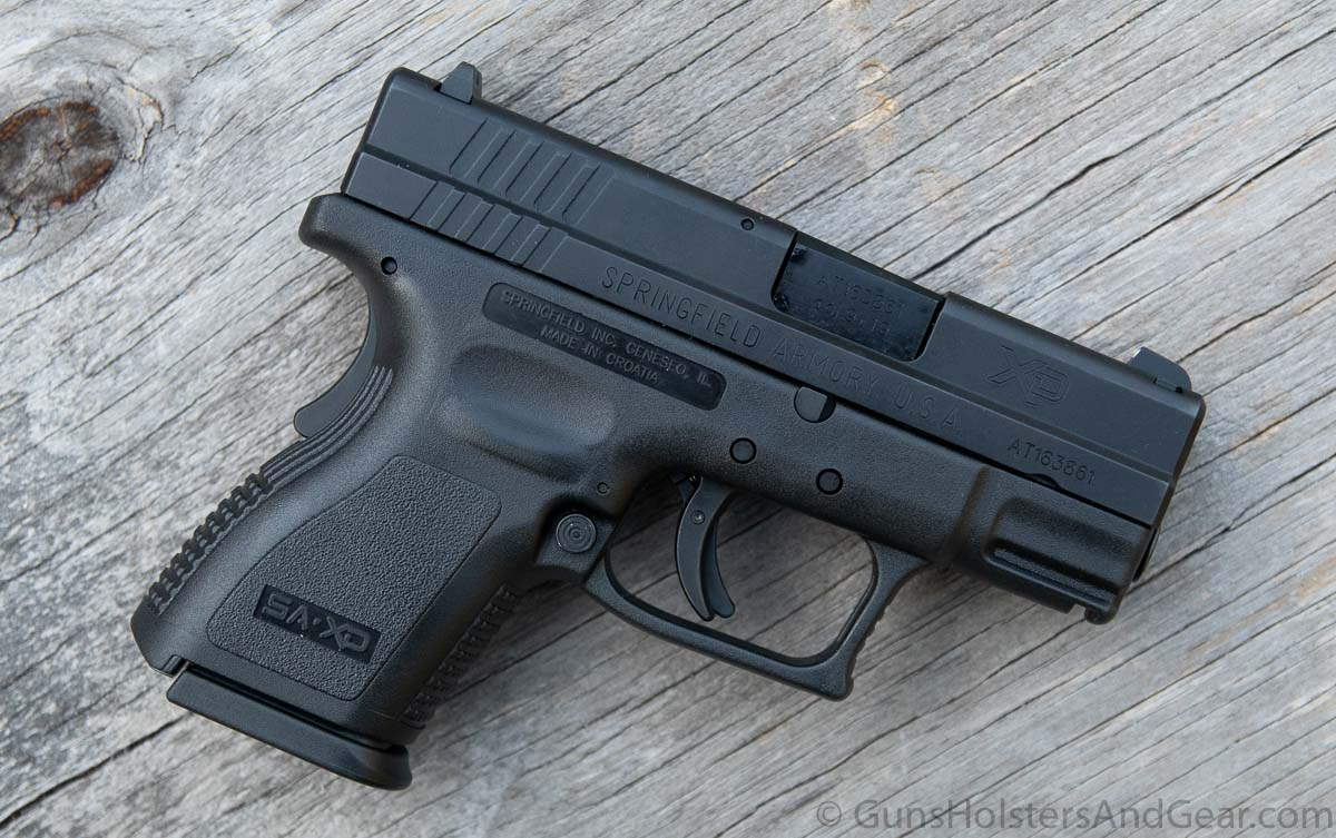 Review of the Springfield XD SC