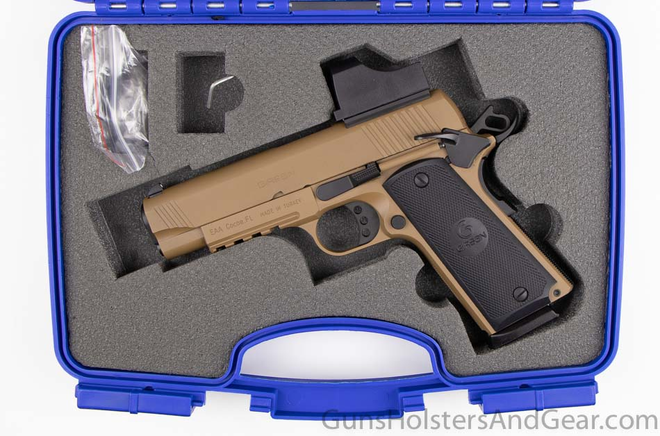 Whats included when you buy a Girsan MC1911