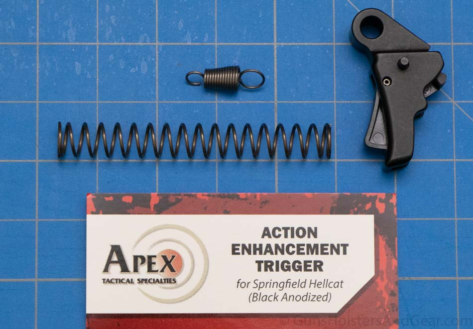 Apex Trigger for the Springfield Hellcat