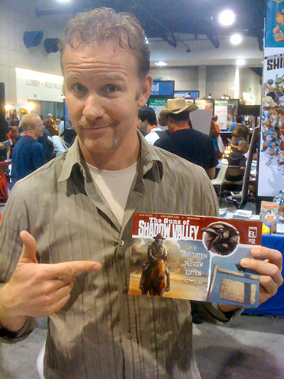 "Morgan Spurlock from ""Super Size Me"""