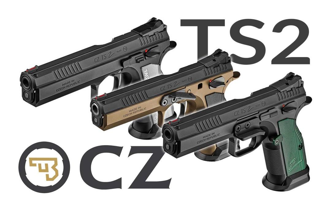 CZ TS2 pistol: a new generation in IPSC Standard Division | GUNSweek.com