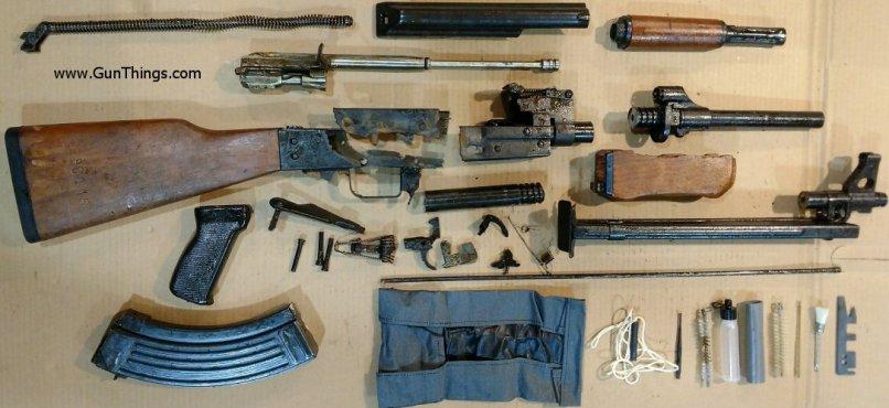 Ak 74 Spare Parts Kit | Reviewmotors co