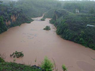 Alhamdulillah, Ngingrong Mulo Yang Sempat Terendam Air Kini Mulai Surut