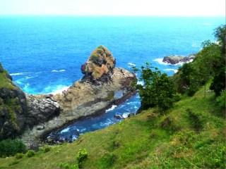 Bukit Pengilon Desa Balong Girisubo