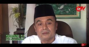 Ketua DPRD Gunungkidul Suharno, SE
