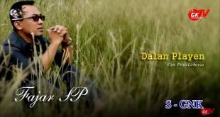 Gb. Cover Musik Dalan Playen dinyanyikan Fajar SP yang dibuat oleh SGNK (Suworo Gunungkidul)
