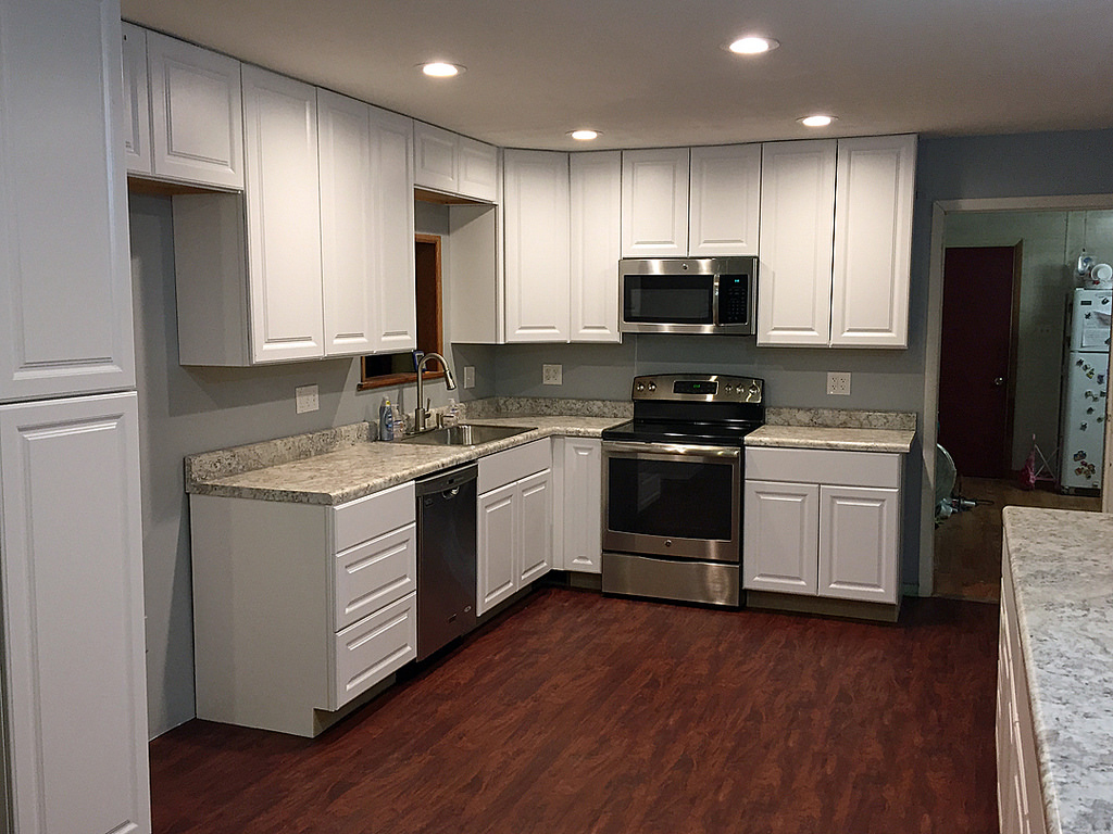Best 25 Home Depot White Kitchen Cabinets
