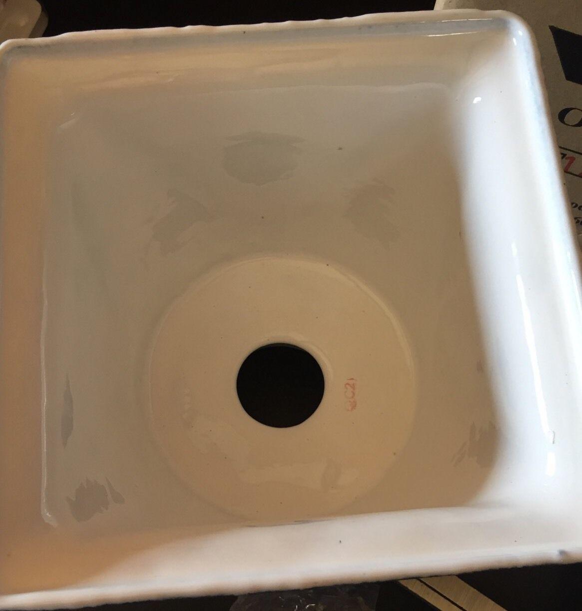 floor sink 8 x8 x6 w 2 drain fs 712p 22 fg 8nb 3 4
