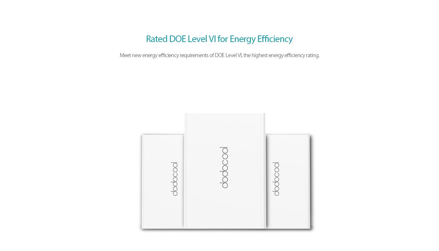 58w 6 Port Usb Desktop Charging Station Dodocool
