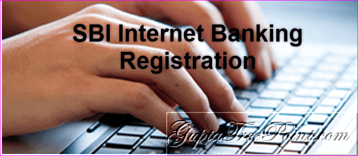 SBI internet banking kaise register kare