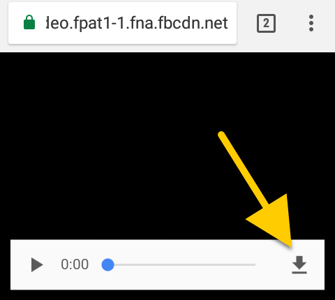 Download Button below video
