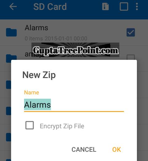 Change ZIP File Name