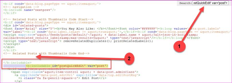 Code Pasting