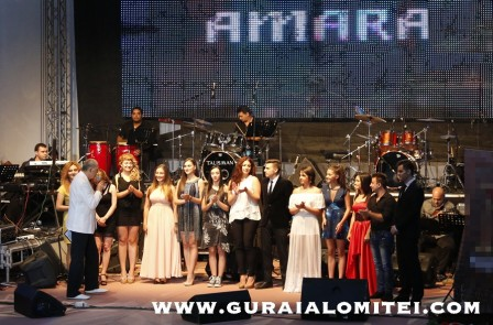 Trofeul Tineretii Amara 2014