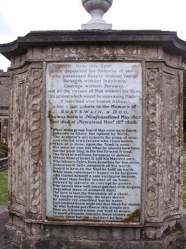 Mausoleo de Boatswain