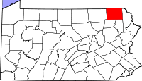 Susquehanna County, Pennsylvania