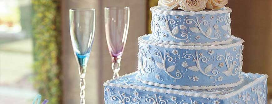 Edible Lace and Wedding Cakes