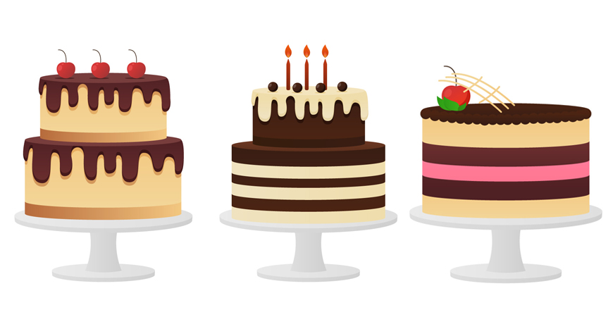 Wide Range of Cake Choices