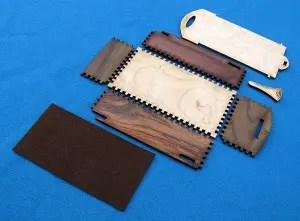hardwood box kits